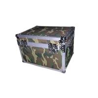 铝合金箱设备航空箱 减震安全防护箱
