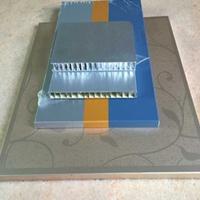 长沙氟碳铝蜂窝板装饰  喷涂蜂巢铝板厂家