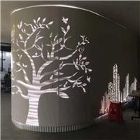 酒楼雕花铝单板时尚装饰效果