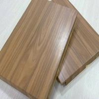 盐城木纹铝蜂窝板幕墙 仿木纹蜂巢铝板价格