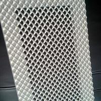 长沙外墙装饰铝网板 菱形铝板网厂家直供