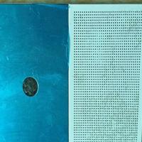 唐山冲孔蜂窝铝板订做  穿孔蜂巢铝天花厂家