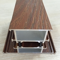永旭铝业90断桥隔热门窗铝型材