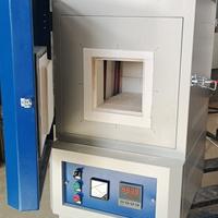 1700℃程控式箱式电阻炉