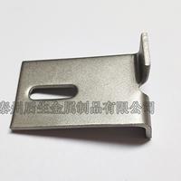厂家供应 石材幕墙304不锈钢挂件 双弯挑件