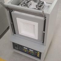 西北程控式箱式电阻炉