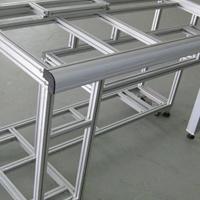 鼎杰开模挤压CNC精加工铝材