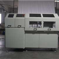厂家直销低燥音铝材切割机 全封闭式锯铝机