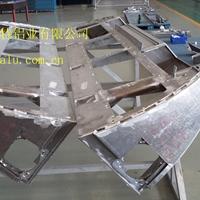 无功补偿装置铝合金焊接加工