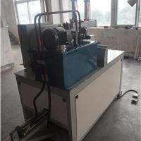 直销铝型材定尺液压锯床 模板定尺锯工厂