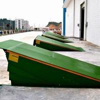 6吨登车桥 浦江县液压蹬车过桥制造