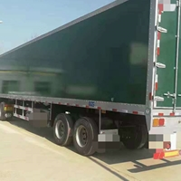 13米长6061全铝物流车铝型材