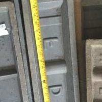 生产供应压铸机配件  铝合金料槽