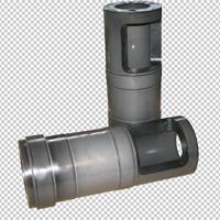 供应铝合金压铸机料管熔杯 优质压射室供应