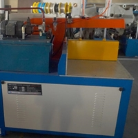 DS-C500铝型材自动中止锯 液压缸推动稳固