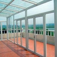 鼎杰铝业专业生产阳光房铝型材
