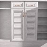 全铝家具柜型材 全铝柜体铝材 全铝家居