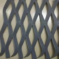 邢台拉伸铝板网幕墙 外墙菱形铝网板供应商
