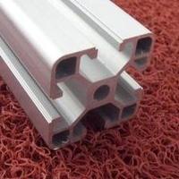 鼎杰铝业CNC精加工流水线铝型材