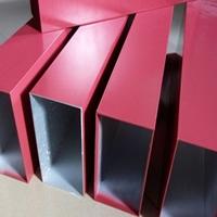 漯河氟碳铝方管订做 铝型材方通厂家直销