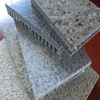 莆田石材铝蜂窝板 外墙蜂巢铝板装潢价格