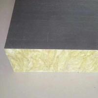 吉安改性聚氨酯巖棉復合板