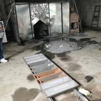 廢鋁熔煉爐 天然氣熔鋁爐 天然氣熔煉爐工廠