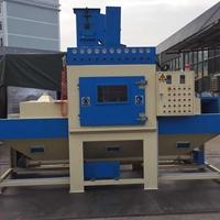 百強噴砂廠家 大量批發提升式自動噴砂機