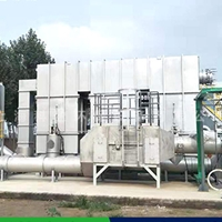 农业生产体系废气处理设备设计方案 科盈环保