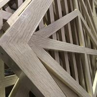 建筑外墻裝飾氟碳鋁合金花格-花式鋁定制