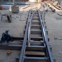 矿用ZDK622-4-12单开道岔 22公斤钢轨道岔