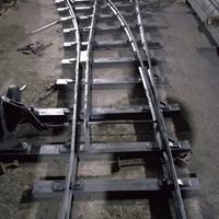宇成高品质DK722-6-30矿用单开道岔出售