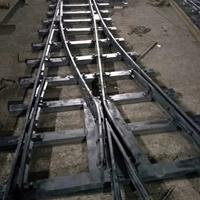 矿用无极绳ZDK630-4-12单开道岔可定做