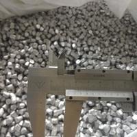 實力廠家供應 脫氧鋁粒 鋁顆粒