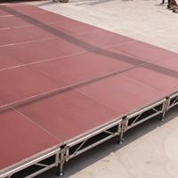 演出活动拼装铝合金舞台拆卸舞台架厂家供应