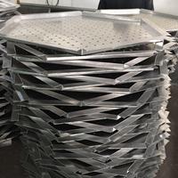 設計開孔鋁板_鋁單板沖孔廠家供應