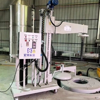 鋁合金溶液除氣機耗材  石墨轉子擋板