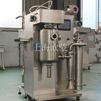 实验室有机溶剂喷雾干燥机OM-BLG-2厂家报价
