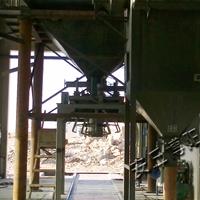 鋁粉噸包包裝機,粉體噸包打包機