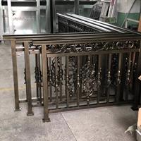 外墻格柵鋁合金窗花-氟碳工藝