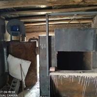 燃煤廢鋁熔化爐 配燃煤燃燒器