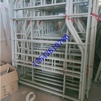 順德工地集裝箱鐵架床建筑工地鐵架床尺寸