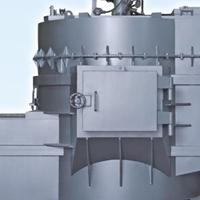 蓄热式熔铝炉 江西宏幸燃气熔铝炉