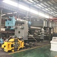 業精660T擠壓機搭配意美德輔助設備高效生產