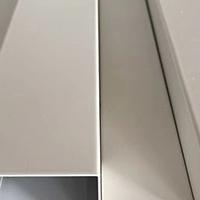 100mm寬無縫長城墻面裝飾鋁扣板 鋁合金條板