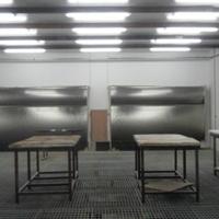 环保型蒸汽换热家具烤漆房什么价格