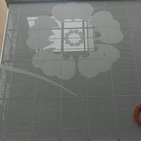 广东冲孔铝单板厂,造型孔,不规则孔