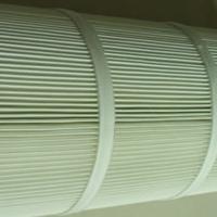 焊烟覆膜除尘滤芯3501000质量保证万泽