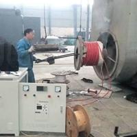 供应大、中、小工件过盈装配拆卸感应加热设备