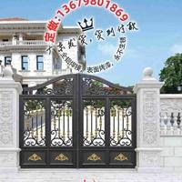 高等铝艺别墅门定制装饰庭院大门